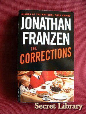 Jonathan Franzen The Corrections 5904975093 Oficjalne Archiwum Allegro Jonathan Franzen Franzen Jonathan