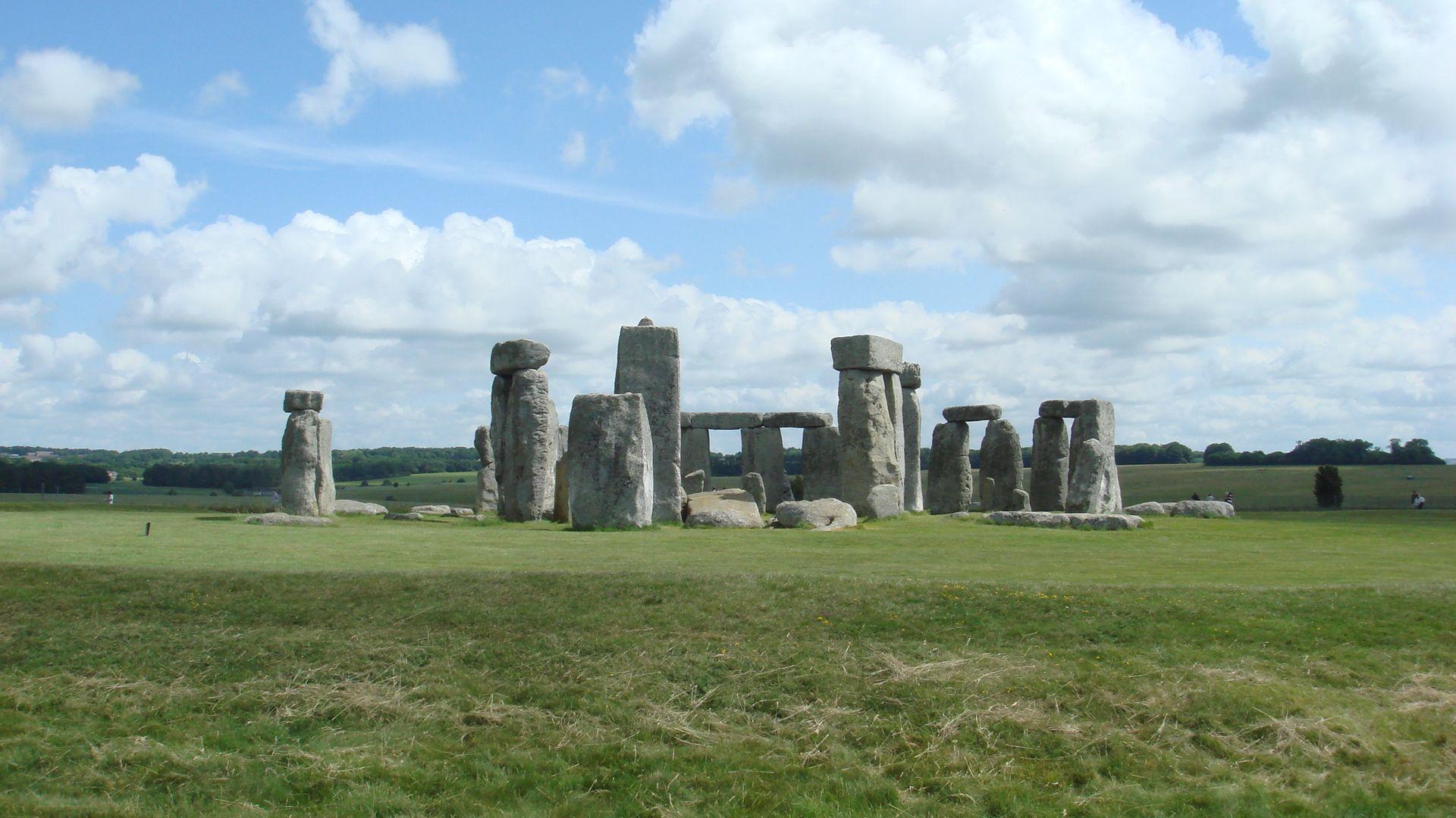 Stonehenge, England 2009