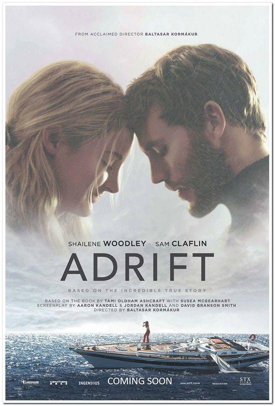 Resultado de imagem para adrift poster
