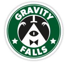 Bill Cipher Gravity Falls Sticker