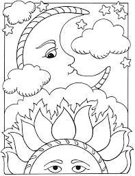 Resultat De Recherche D Images Pour Dessin Soleil Tournesol Dibujos Para Colorear Paisajes Dibujos Para Bordar Mexicano Mandalas Para Pintar Pdf