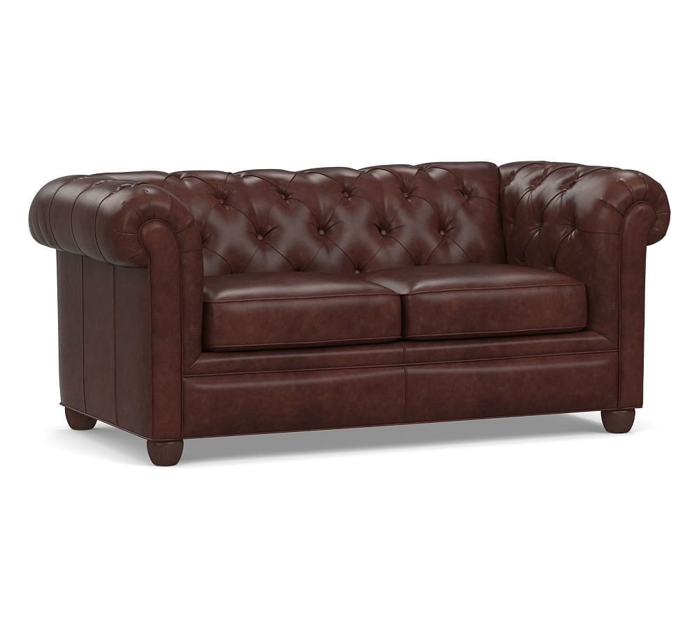 Chesterfield Leather Sofa Leather Sofa Tufted Leather