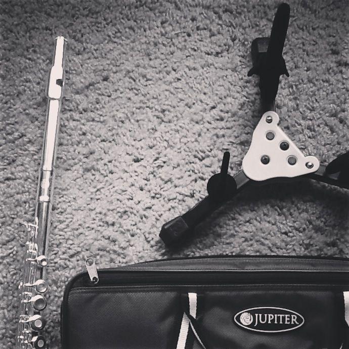 Brand new Jupiter flute