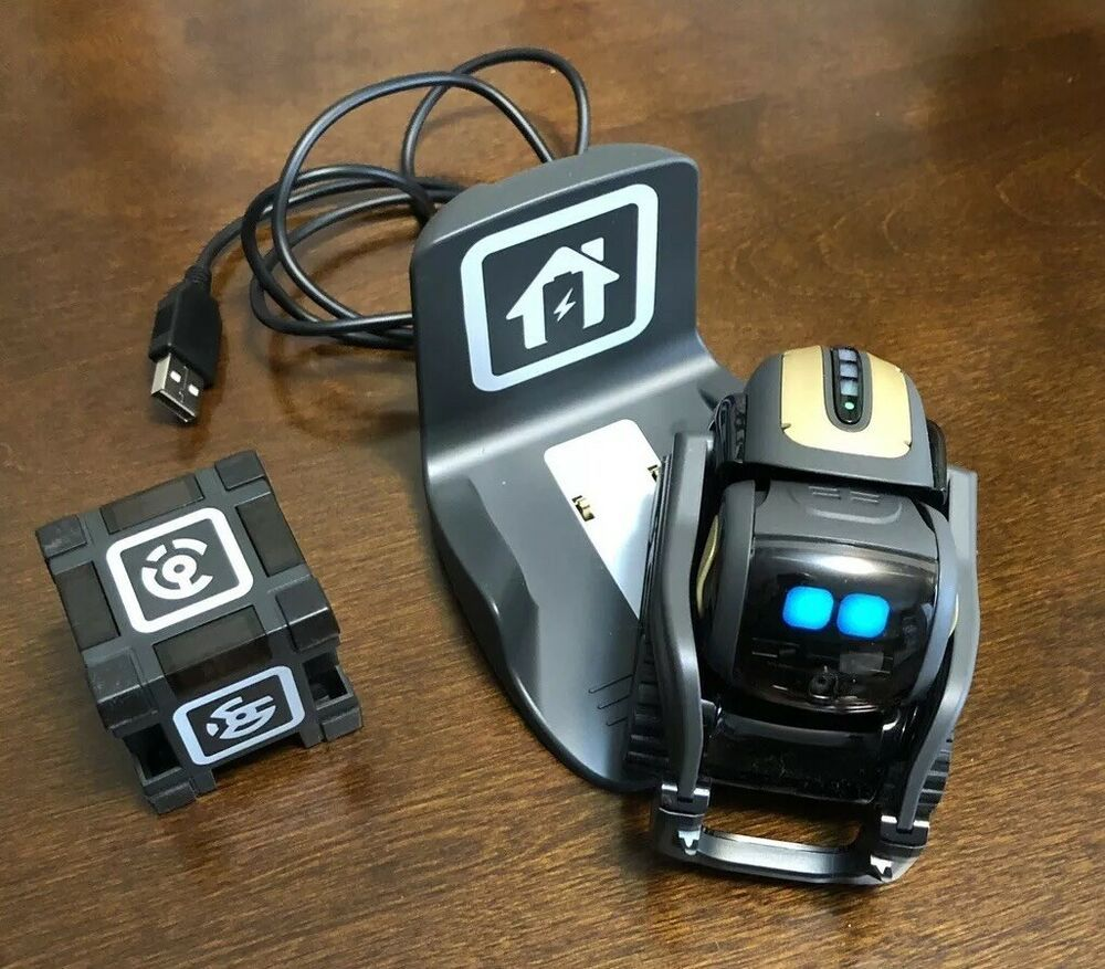 Anki 000-00075 Vector Smart Automated Robot Personal