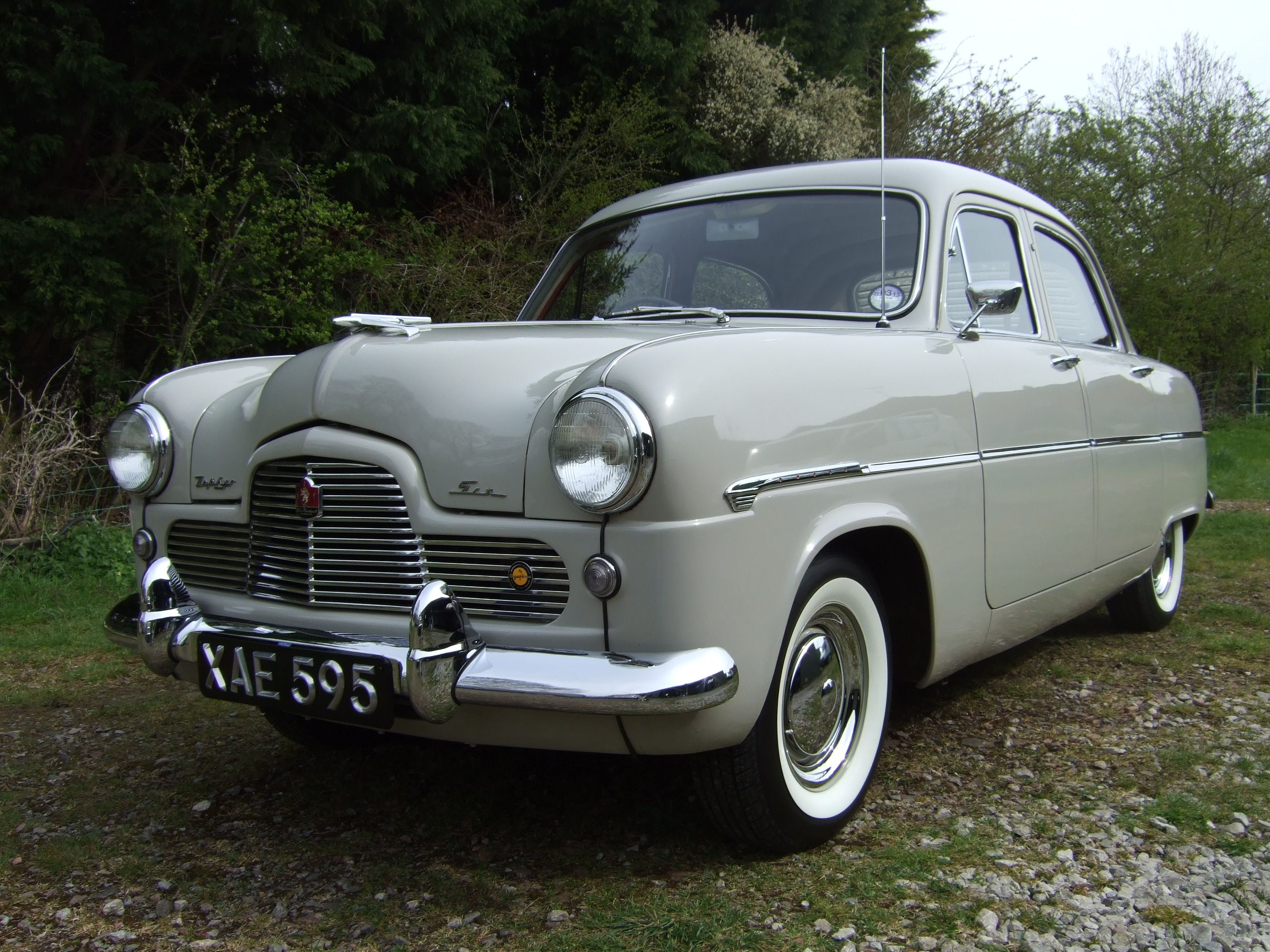 Mk1 Zephyr Saloon 1954 Ford Zephyr British Cars Retro Cars