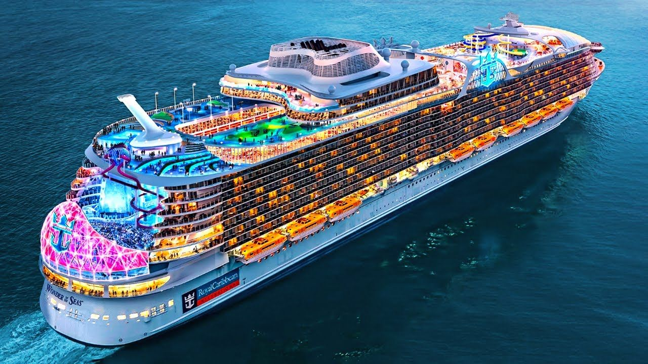 The Most Expensive Cruise In The World in 2020 Biggest