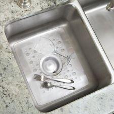 Rubbermaid Dish Mat Rubbermaid Antimicrobial Drain Hole Sink Mat