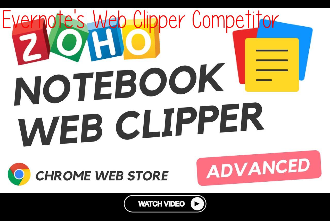 Evernote S Web Clipper Competitor Productivity