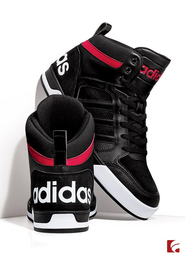 hot sales 95b86 0e1ea Mens Neo Advantage Clean Sneaker Style meet sporty. Sporty meet style.  Whatever look youre going adidas NEO Womens Raleigh Mid W Casual Sneaker  ...