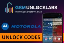 Pin by GSMUnlockLabs com on Motorola Unlock Codes | Moto e, Coding
