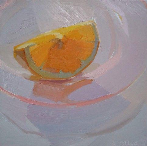 light, translucent, fruit, pastel, square, still life, orange, glass, food, kitchen, bold