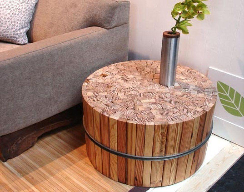 Cómo hacer muebles con material reciclado: Manual por pasos | Ideias ...