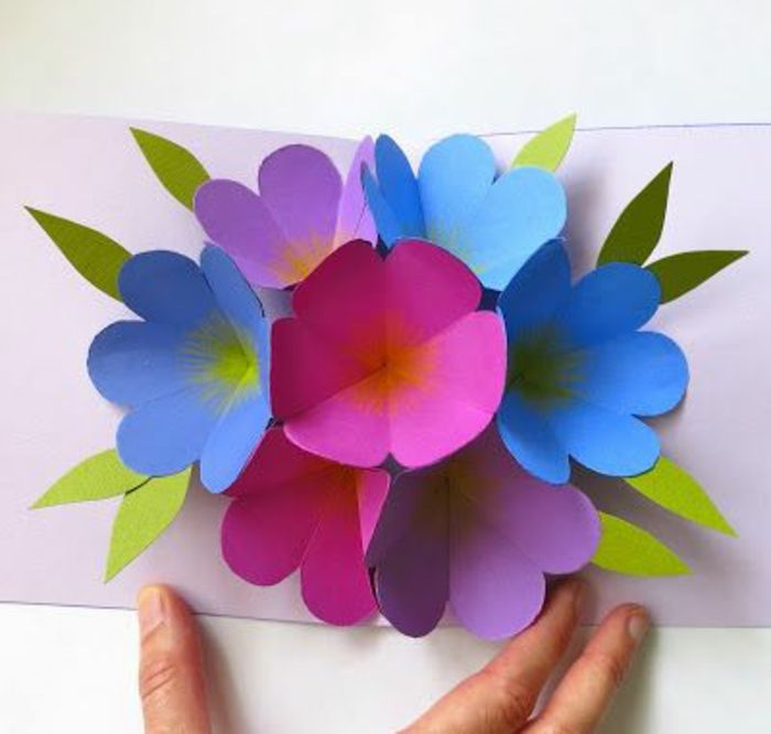 carte pour la fête des mères 1001+ idées pour carte de fête des mères à faire vous mêmes