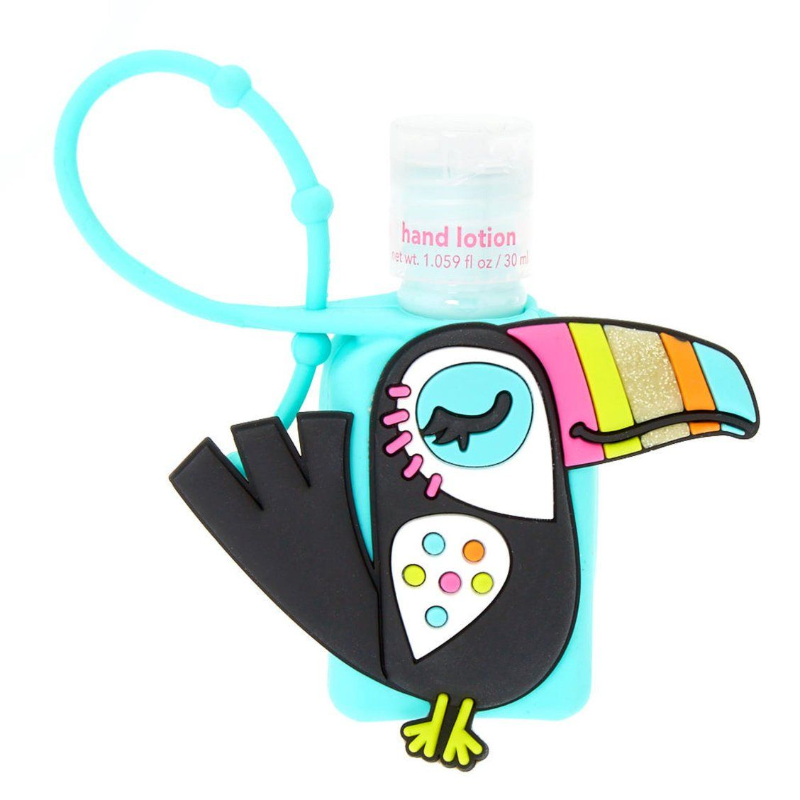 Toucan Holder With Apple Scented Hand Lotion Give Your Hands The
