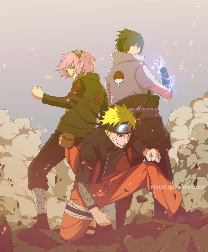 Images For > Naruto X Sakura X Sasuke Lemon | Naruto
