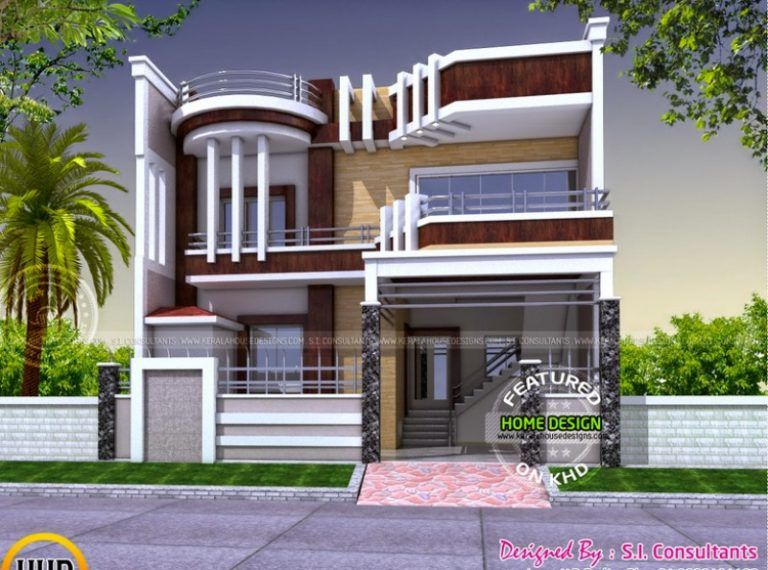15 Two Story House Perspectives For Inspiration House And Decors In 2020 Duplex House Design Architect Design House House Architecture Design