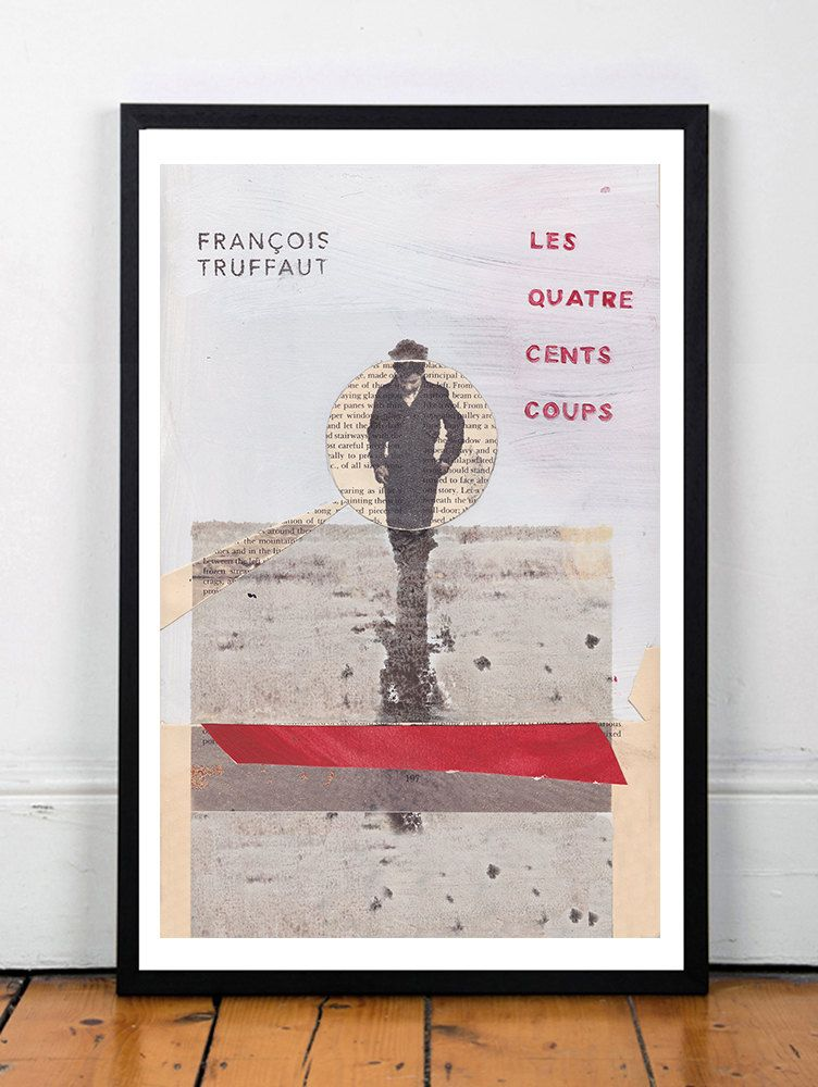 THE 400 BLOWS, Les Quatre Cents Coups-Truffaut, Original Art ...