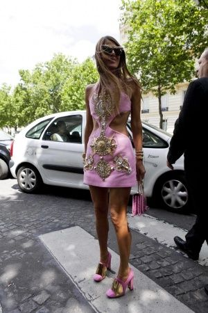 At Christian Dior Fall 2012 Couture Via Nowfashion