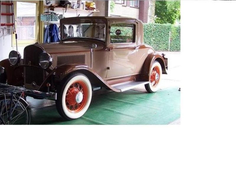 1931 De Soto doctors coupé for sale - Classic car ad from ...