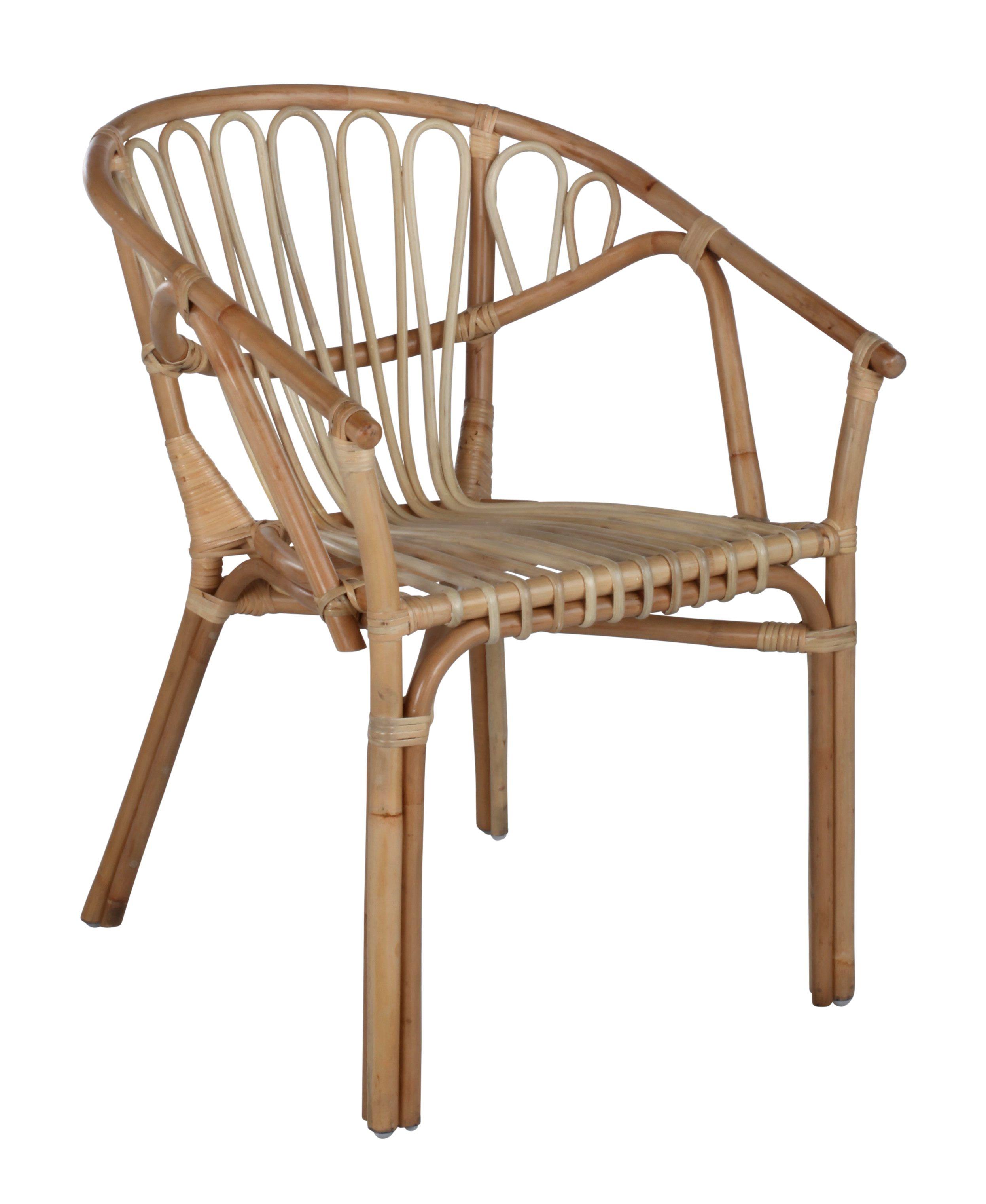 Ambiance bohme et chic avec le fauteuil goa rotin miel - Ambiance tables et chaises reims ...
