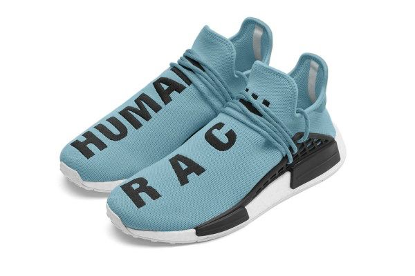 Human Race NMD ''Baby Blue'' Sample