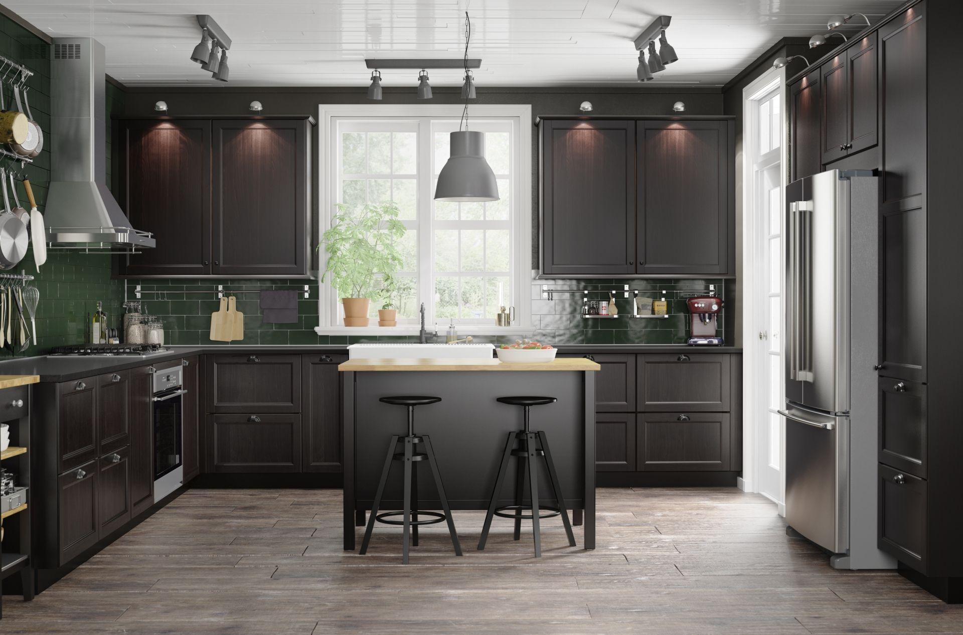 Keuken Zwart Ikea : Laxarby ladefront ikea ikeanl ikeanederland keuken metod serie