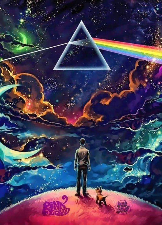 reddit the front page of the Pink floyd art