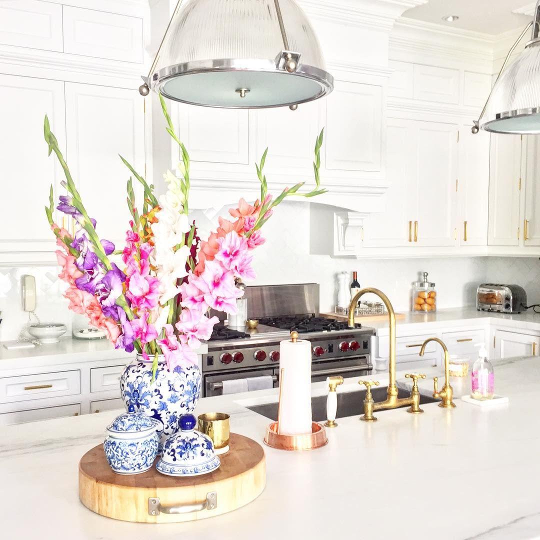Kitchen Interior design, Classic white kitchen, White