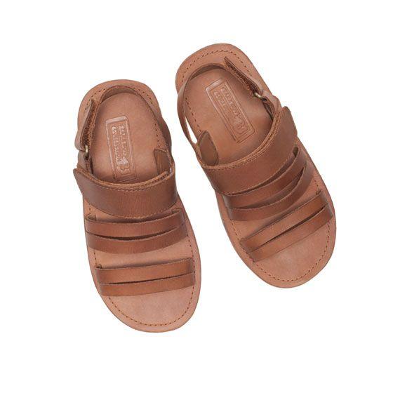 LEATHER SANDAL - Shoes - Boy - Kids | ZARA Canada | Boy ...