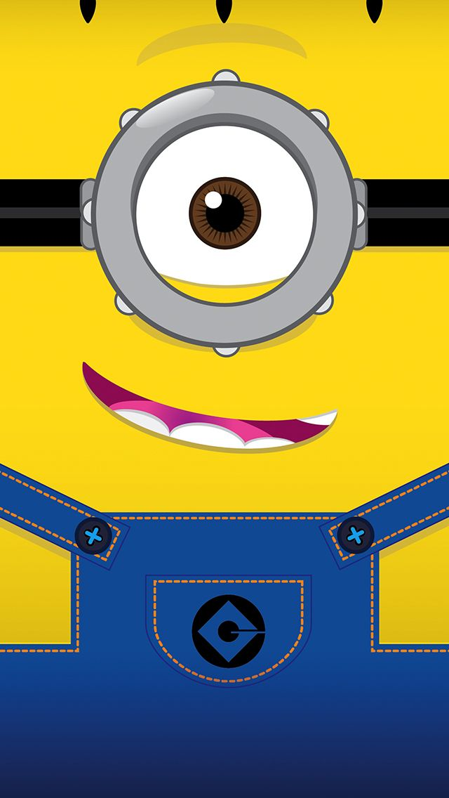 iPhone 5 Minion Wallpaper by Sulfurox12 | Backgrounds ...