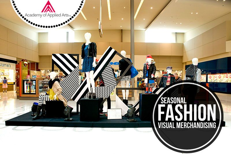 Visual Merchandising For A Fashion Store Should Be Catchy And Creative Visual Merchandising Interior Design Courses Visual