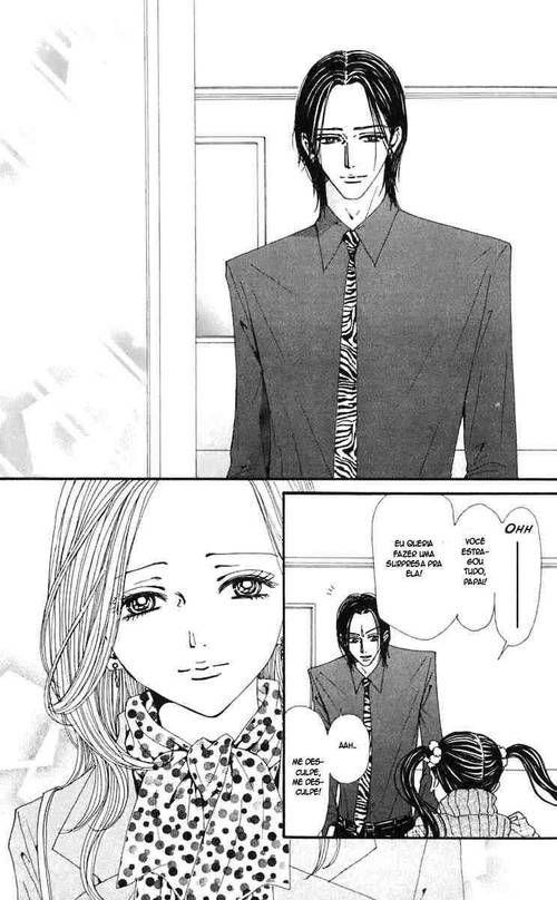 Hachi, Satsuki and Takumi from Nana manga … | Pinteres…