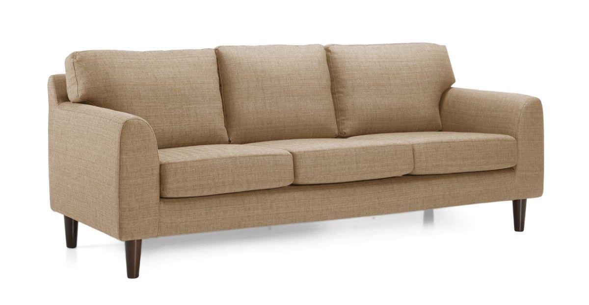 REGINA 3H sohva  (Wenge west pellava)