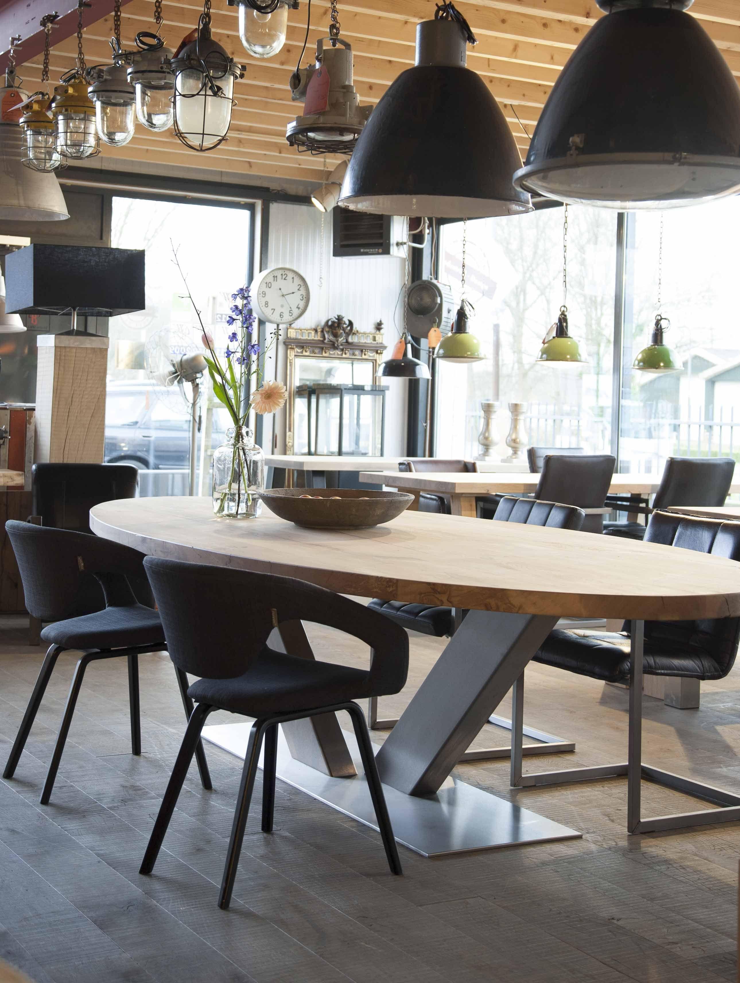 eettafel ovaal 3 meter lang - Google zoeken | Dining room ...