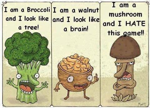 A funny picture for the sexual health nut. #Vegetables #Sex