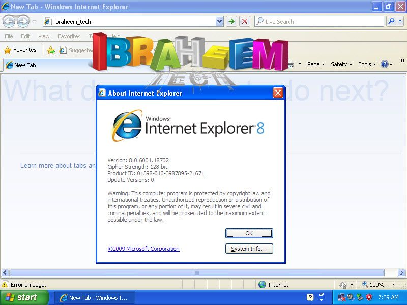 internet explorer update for windows 8 64 bit