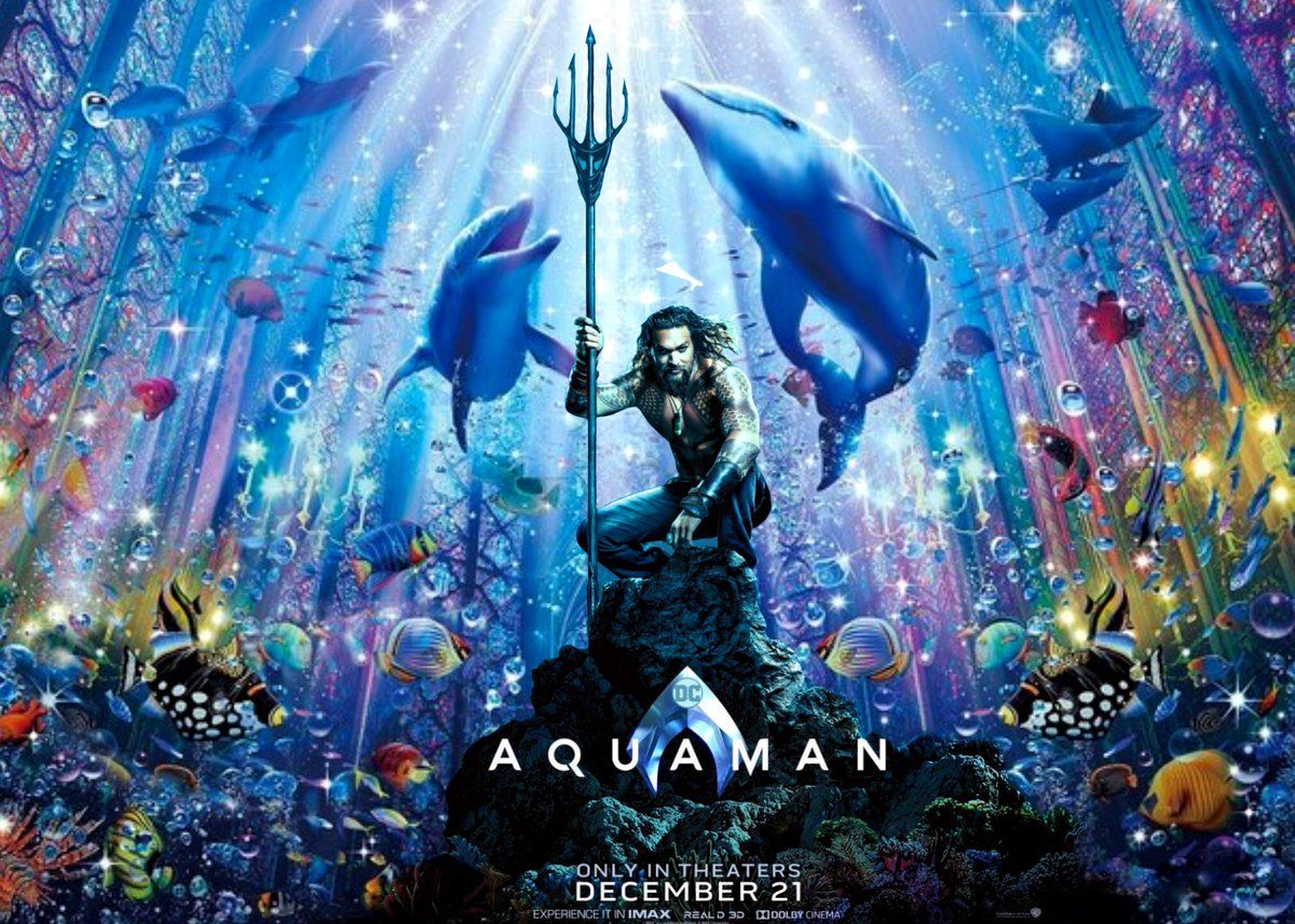 Kayla Marie On Graphic Inspo Movies Aquaman Aquaman 2018