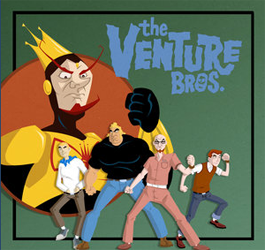 Tenka Seiha » The Venture Bros S4 — Endless Eight » Blog