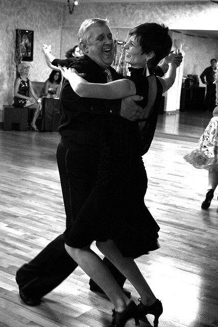 Ballroom dance is fun