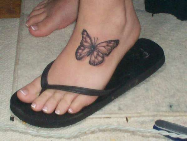 Perfect Placement Tattoos Pinterest Foot Tattoos Tattoos And