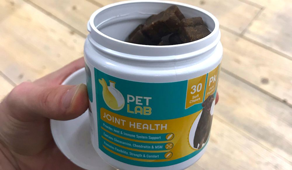 Pet Lab Joint Health Chews Dog health care, Joint