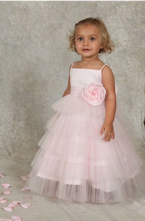 78 Best images about Flower Girls Dress on Pinterest  A line ...