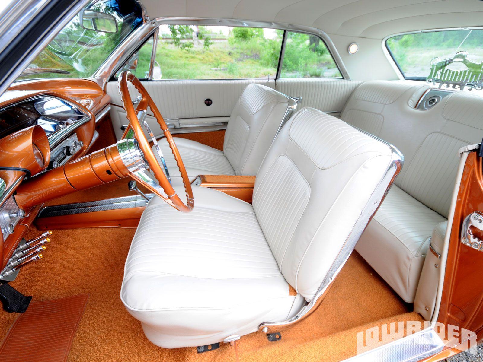 1964 chevrolet impala custom upholstery