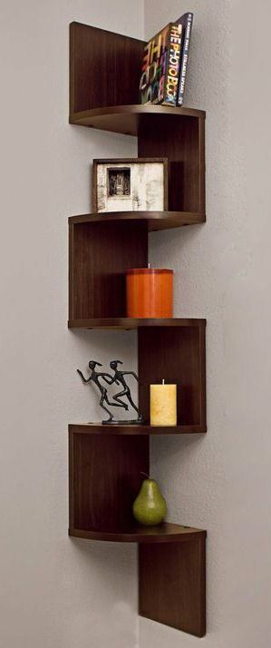 Corner Zig Zag Wall Shelf Shelves Large Corner Shelf Corner Wall Shelves