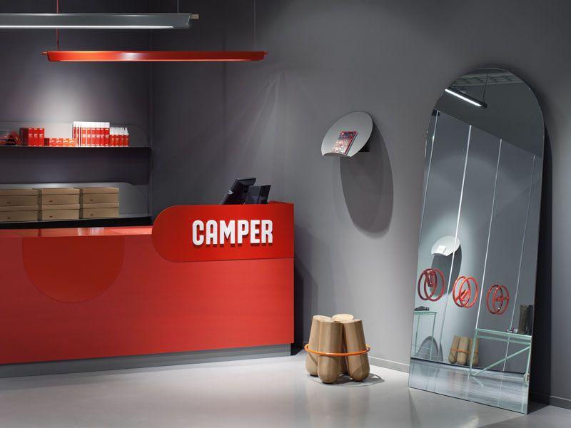 Nueva Camper Store en Malmö (Suecia). Diseño de Note Design
