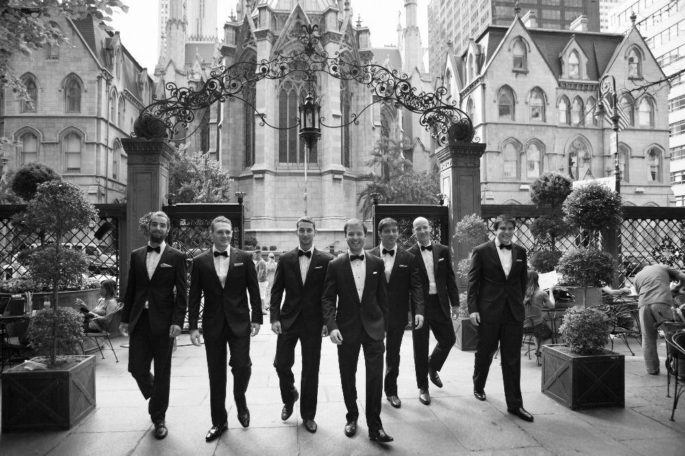 Groomsmen, J. Crew - New York Wedding  http://caratsandcake.com/eve-ilya