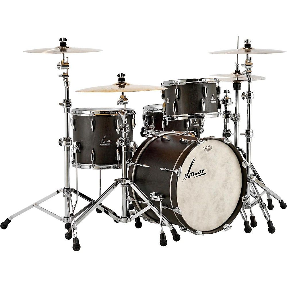 Sonor Vintage Series 3-Piece Shell Pack Vintage Onyx