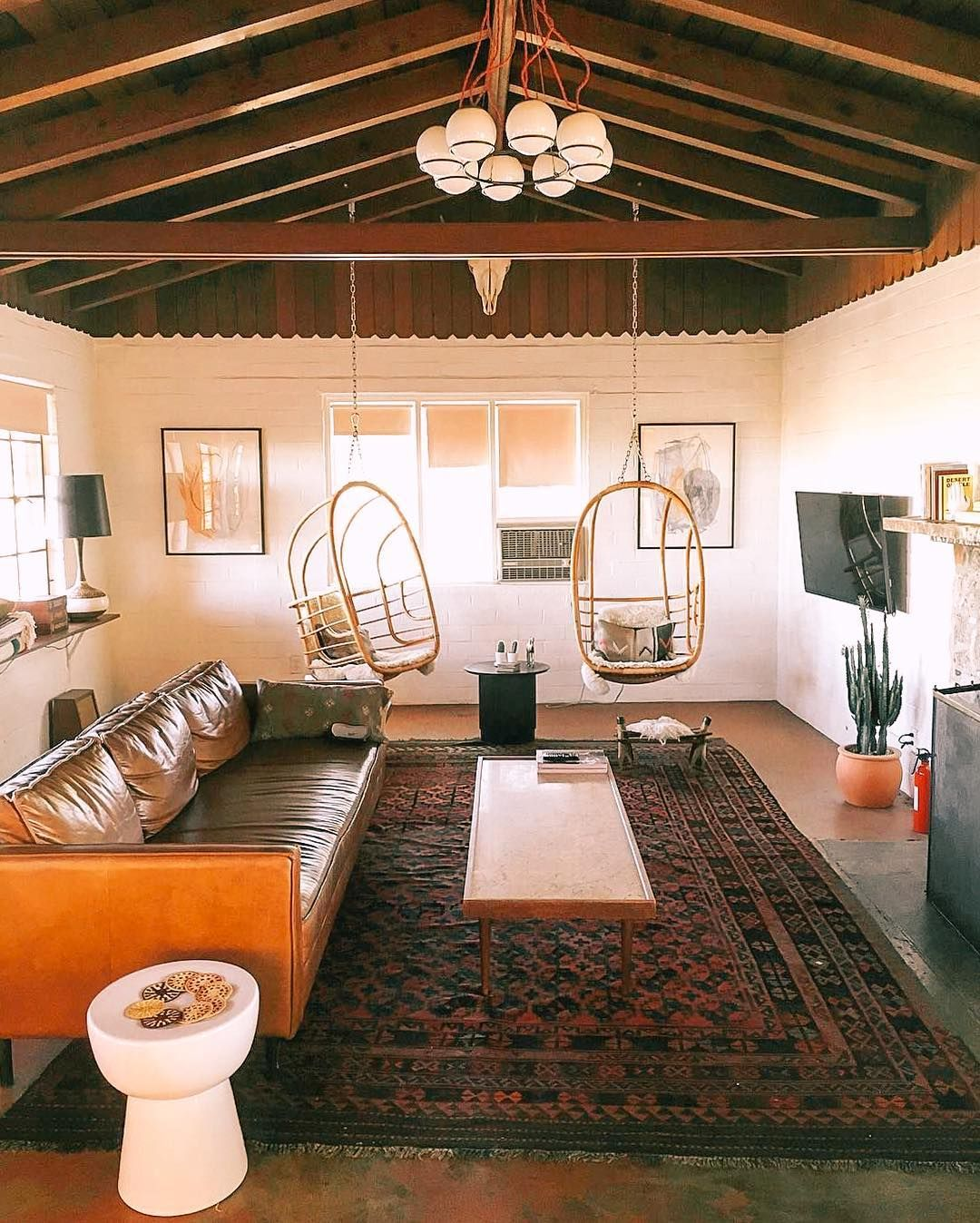 Cheap Loft Apartments: Rain In The Desert Always Feels Like A Blessing And Is