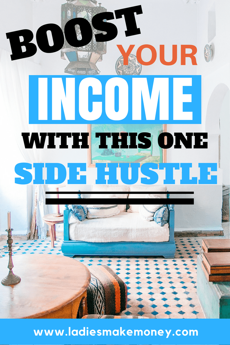 How to boost your blog income with this one side hustle side hustle ideas money side hustle passive income affiliate marketing for bloggers