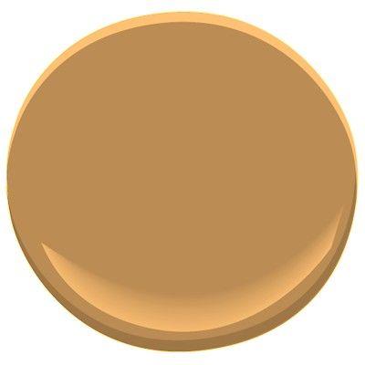 benjamin moore golden retriever 2165-30 | bathroom #color